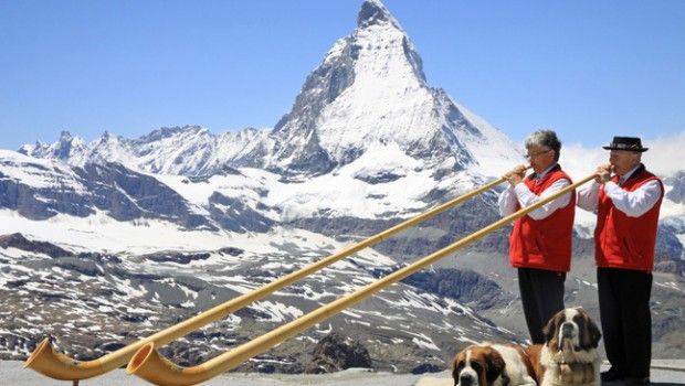 Top 10 Wintersportgebieden Europa