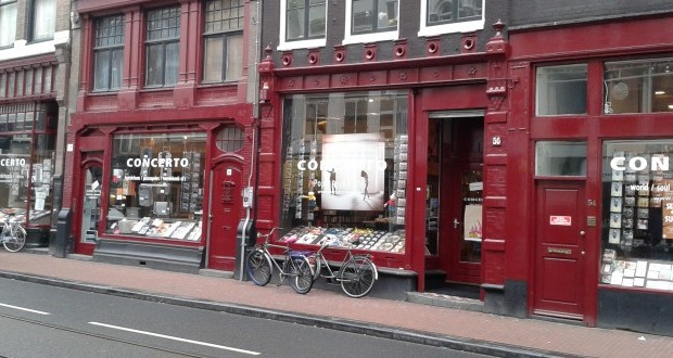 Top 10 Platenwinkels in Nederland