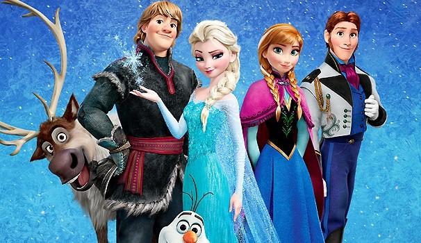 Top 5 Films zoals Frozen