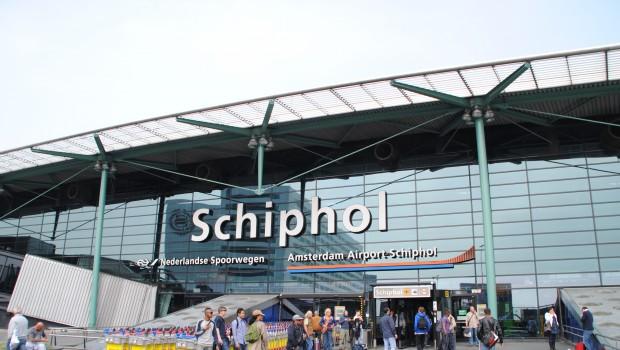 Top 10 parkeerplaatsen bij Schiphol
