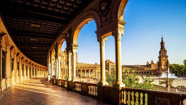 Top 10 bezienswaardigheden Sevilla