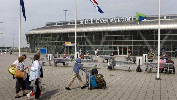 Top 5 grootste vliegvelden Nederland