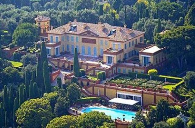 De duurste villa van Europa
