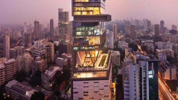 De duurste villa's en penthouses ter wereld