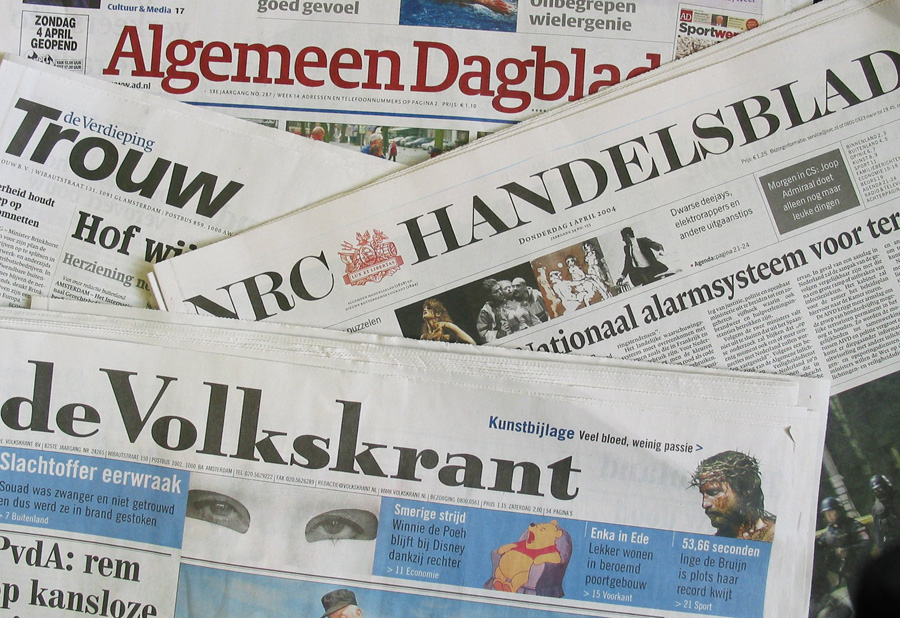 Abonnement krant