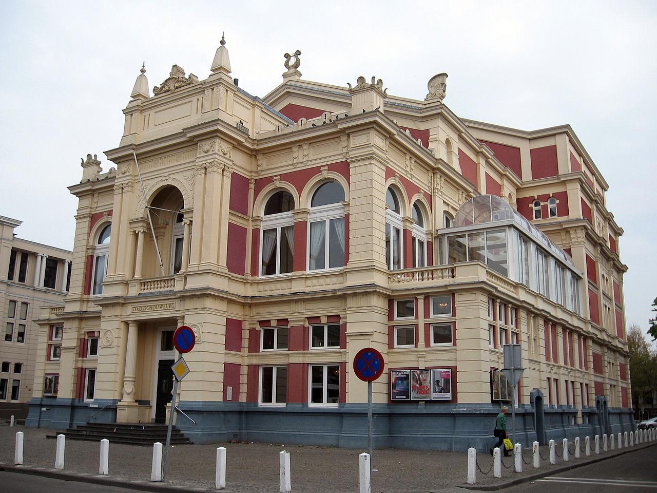 mooiste_theaters_nederland_stadsschouwburg_Groningen